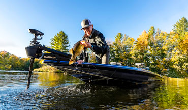 The Garmin Force Trolling Motor is the fishing industry's most powerful, most efficient trolling motor yet.