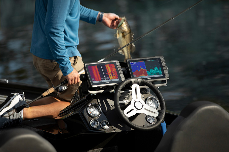 The new GT56 and GT36 transducers deliver the ultimate in sonar versatility.