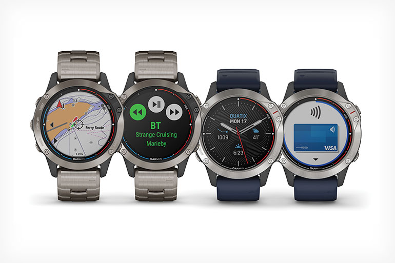 These watches have dozens of features for anglers.