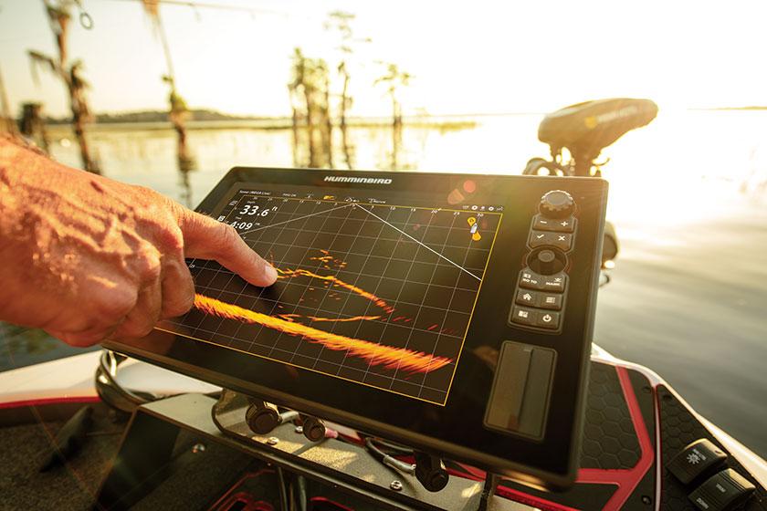 meilleur matériel de pêche 2022 Humminbird Mega Live Imaging