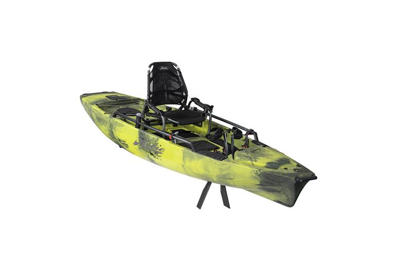 For anglers who want it all - the Hobie Mirage Pro Angler 14 stands alone.