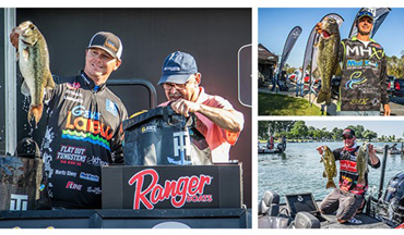 See how these 5 rod builders and pro anglers built their way to fishing in FLW's biggest bass fishing event of the year!