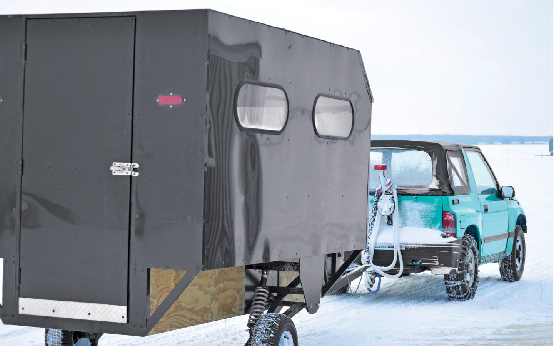 Ice Fishing Transportation Modes Mods That Matter