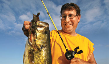 Selecting a jig trailer that matches fishing conditions often makes all the difference.