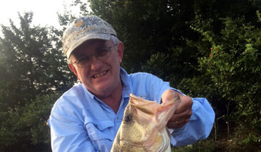 July is usually a successful month for Midwest Finesse anglers.