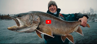 Kenanow Lodge could arguably be the most convenient choice for a trophy lake trout.