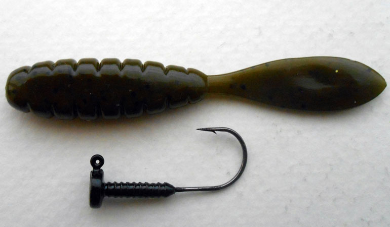 Lunker City's Ned Head Jig and Pudgie