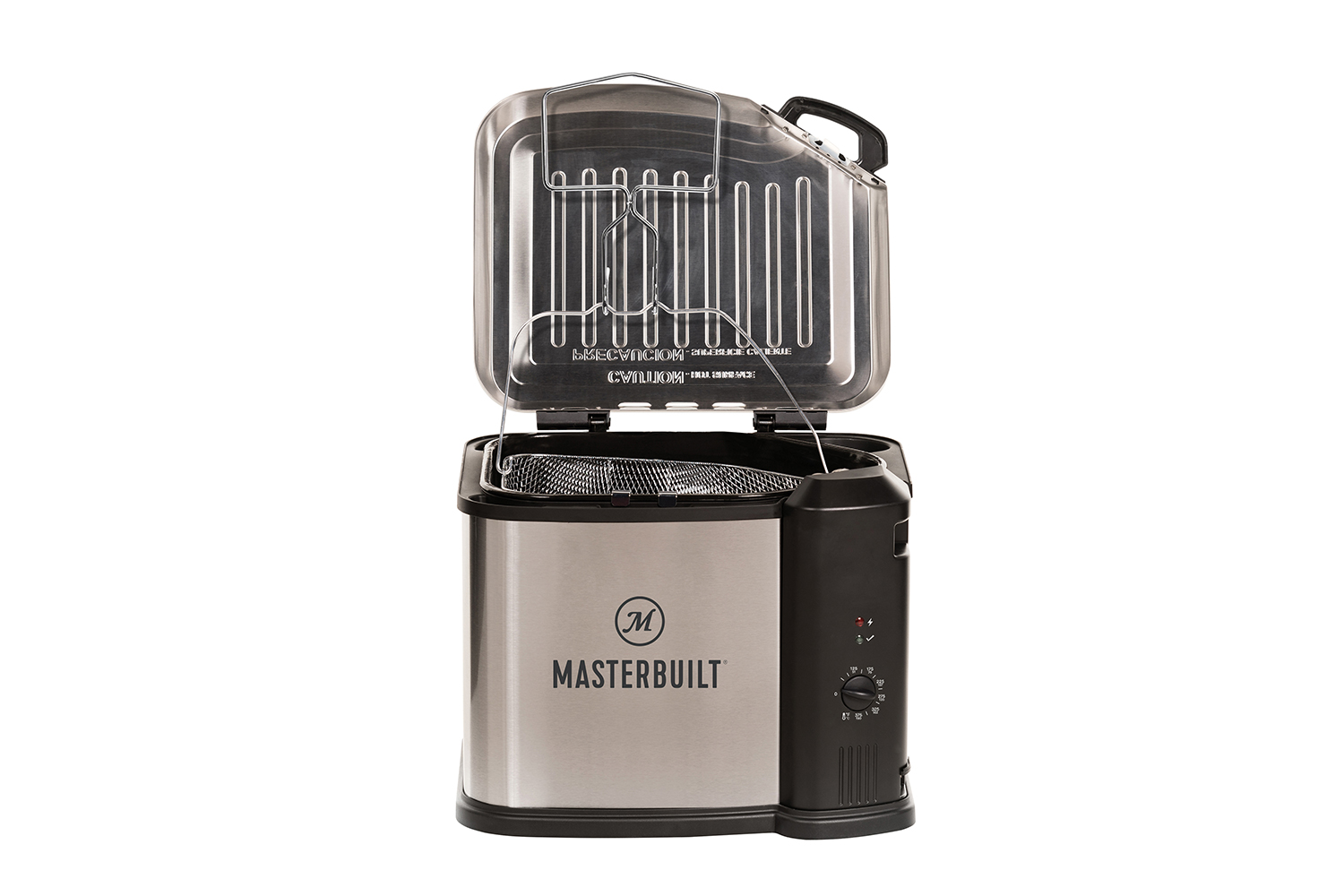 Cook fish like a pro from anywhere with the Masterbuilt 10L XL Fryer, Boiler and Steamer