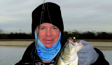 January is often an exasperating time for Midwest finesse anglers.
