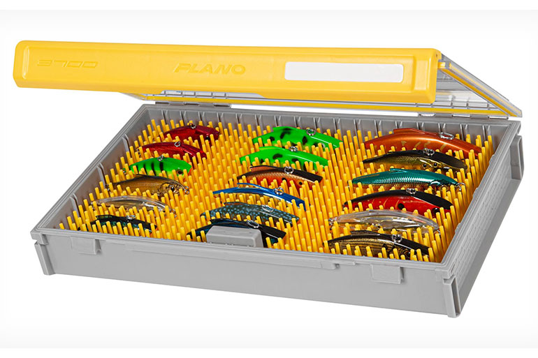 New Tackle Storage Options for Bass Fishing