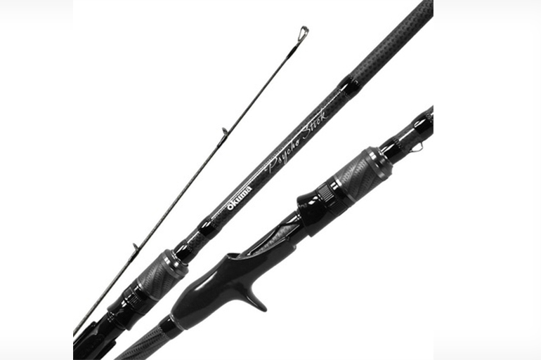 High-quality components that offer high-end performance seemed to be the theme for freshwater spinning rods this year.