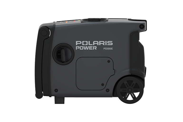 Fishing Gear: Polaris P3200iE Portable Inverter Generator