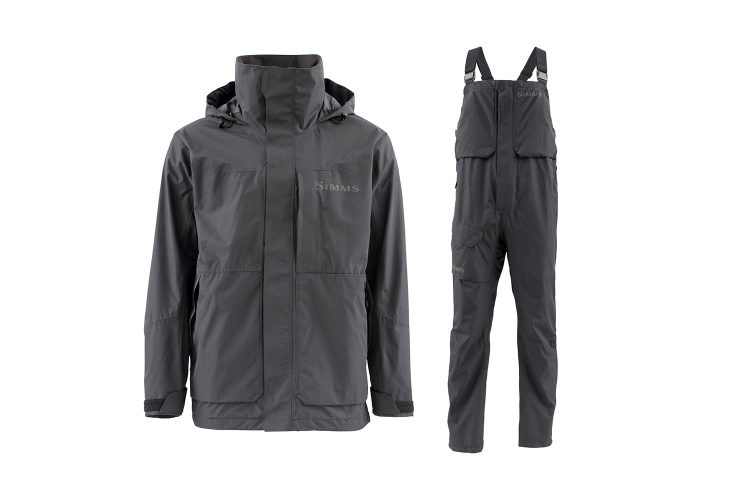 Stay dry and warm when the weather is not with Simms Challenger.