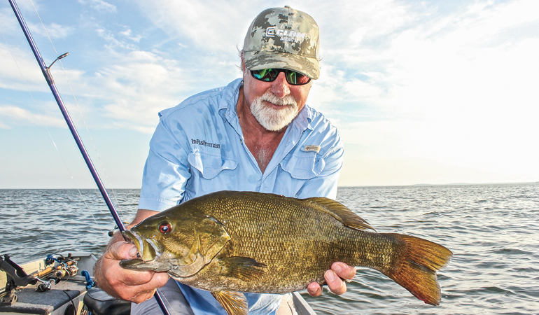 Are Smallmouths at Risk? Steps Forward and Back