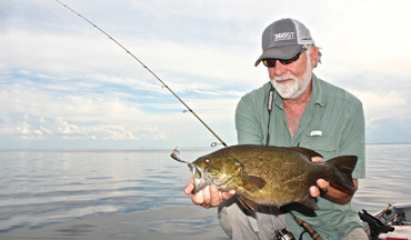 Here are some great tips for catching more smallmouths on top during the transitional period.