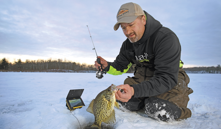 Softbait Hacks for Hardwater Panfish