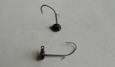 Here is what we discovered about the Tour Grade Ned Jig Head.