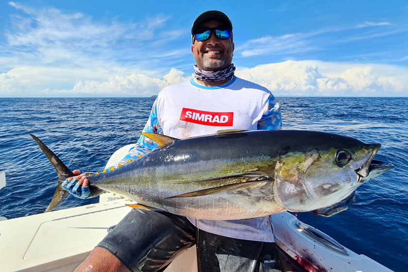 Lessons from largemouth can be applied to topwater tuna abroad.