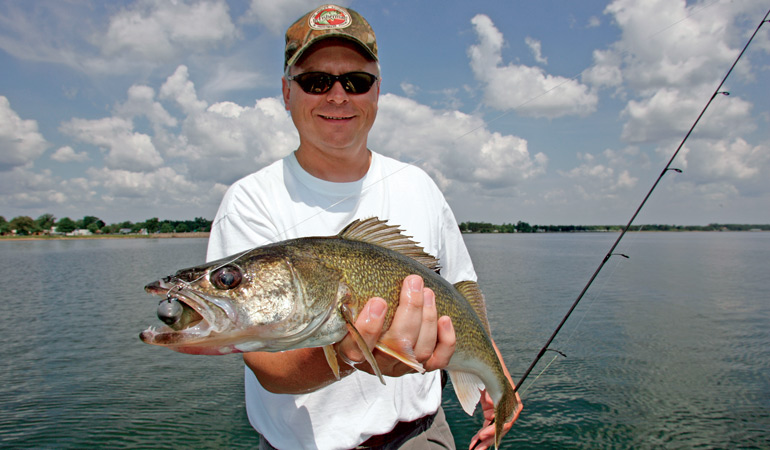 Numerous studies continue to show that muskie stocking has little to no impact on walleye populations.