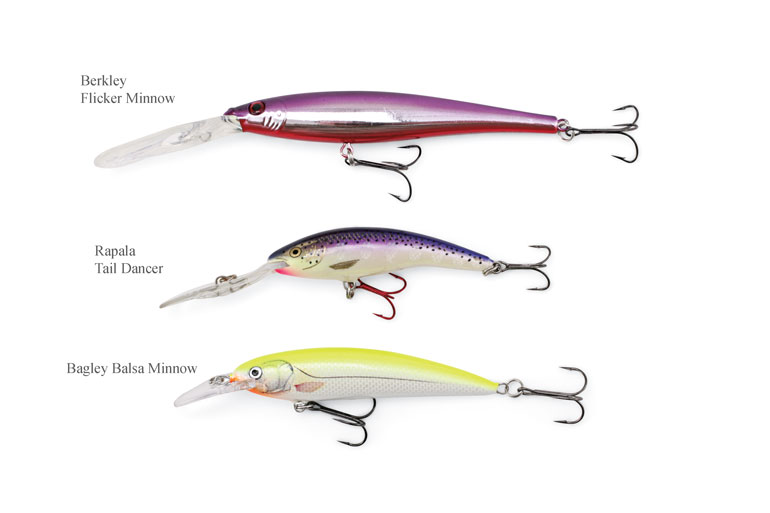 Crankbaits: The Fastest Lures for Walleyes