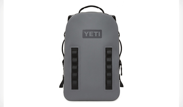 The YETI Panga 28 Backpack is rugged, dependable, and 100% waterproof.