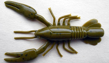 The YUM Ned Craw is the most realistic craw for Ned rig applications on the market today.