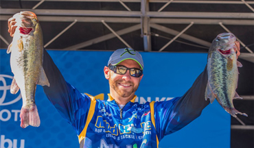 See what fishing rod components Bassmaster Elite Series Pro Brandon Lester has to have on his custom built rods.