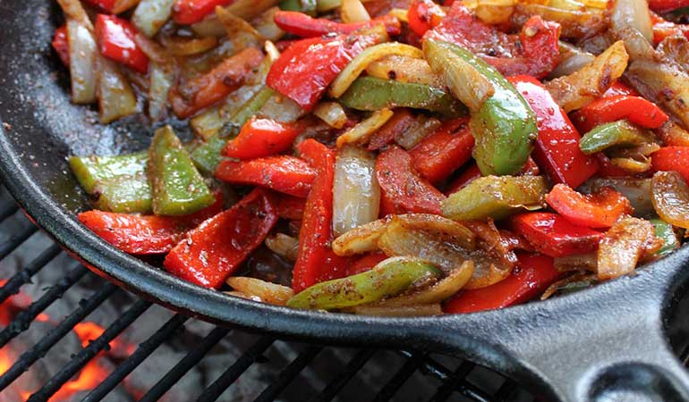 Catfish Fajita Recipe