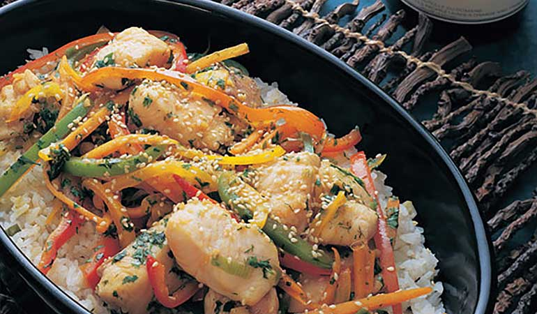 Stir-fry Catfish Recipe