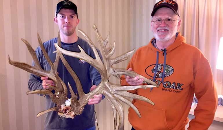 Tale of the Tape: How Big is the Brewster Buck?