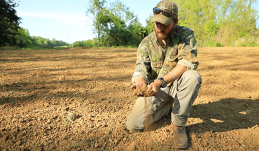 Failing to conduct an inexpensive soil sample before planting is a common mistake.