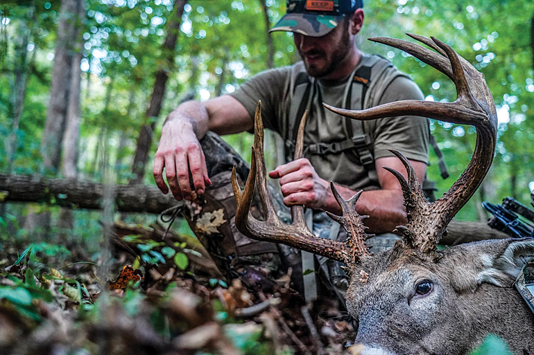 Would You Relocate Just to Hunt Big Deer?