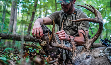 Making an extreme move to another state to chase public-land bucks worked out for Jake Bush.