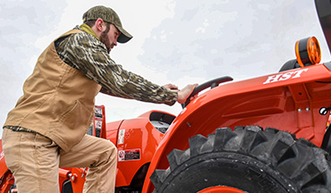 Improve your spring management with Kubota's many offerings.