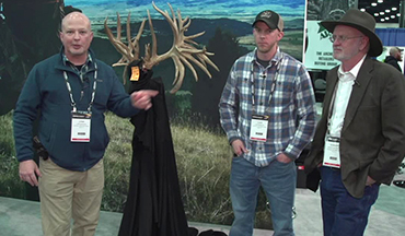 North American Whitetail editor Gordon Whittington and Virginia bowhunter Luke Brewster talk about the experience that Brewster has had leading up the announcement of his buck's pending world record score in Louisville at the ATA Show.