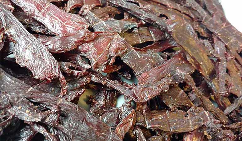Southern-Style Honey Barbecue Venison Jerky Recipe