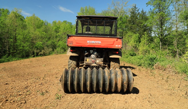 No Tractor? No problem! It's still possible to plant food plots without expensive equipment.