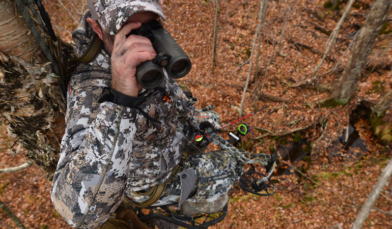 Rut Hunting Whitetails