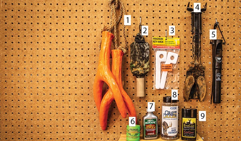 Fatal Attractants for Mature Bucks