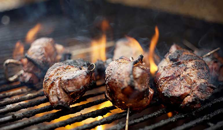 Grilled Venison Backstrap Recipe