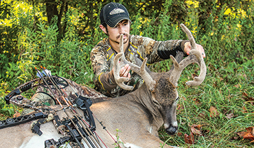 Follow this plan to help you tag an early-season buck.