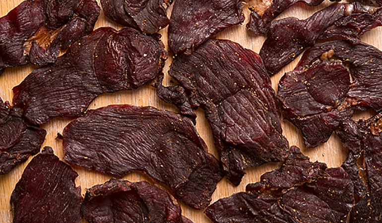 A Chef S Guide How To Make Venison Jerky