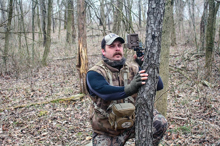 "Why You Should Let Your Trail Cameras ""Soak"""