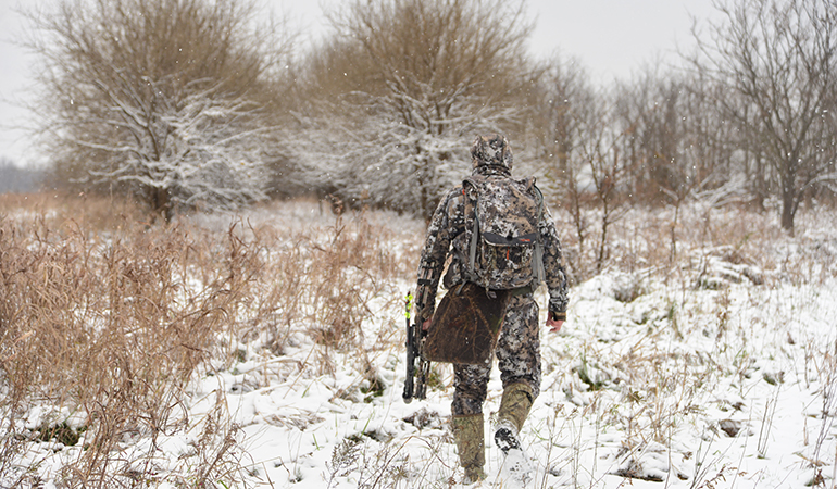 Essential Cold-Weather Gear for Deer Hunting in the Late Season