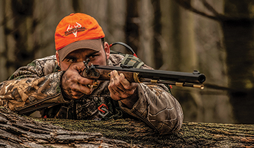 Whether muzzleloading on the range or in the deer woods, don't become a victim of a distracted mind.