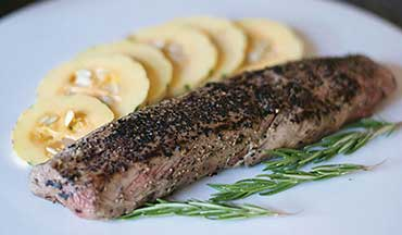 Learn how to properly cook the finest cut of venison with this simple venison backstrap recipe.