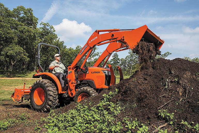 The Basic Equipment Necessary for Food Plots