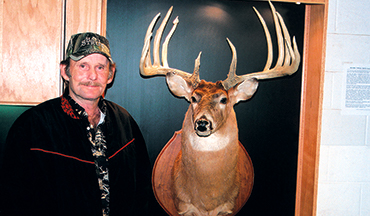Learn more about the Number 3 typical buck of all time, taken in Missouri in 1971.