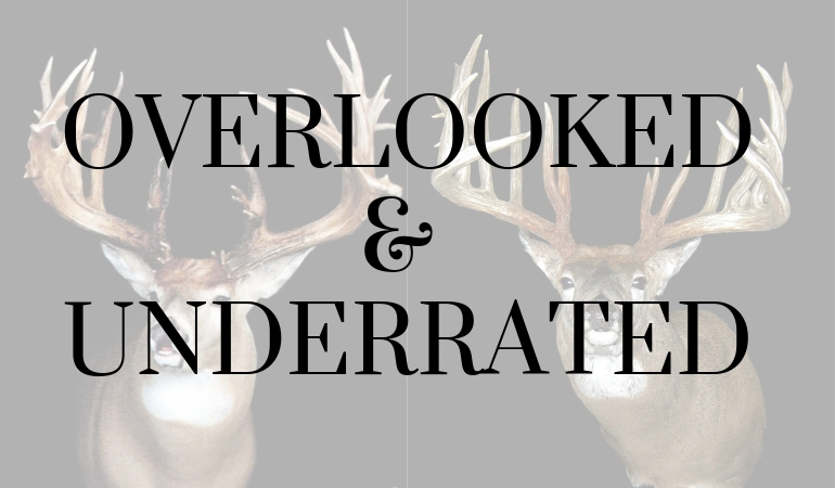 Overlooked & Underrated Bucks