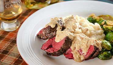 Impress your significant other with one of these delicious venison recipes this Valentine's Day.